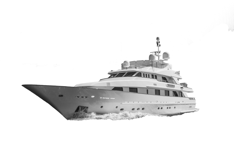 luxury yachts sale and purchase
