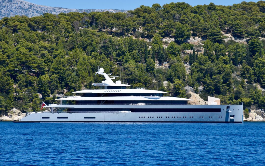 Yacht Charter Market Size, Share & Trends Analysis