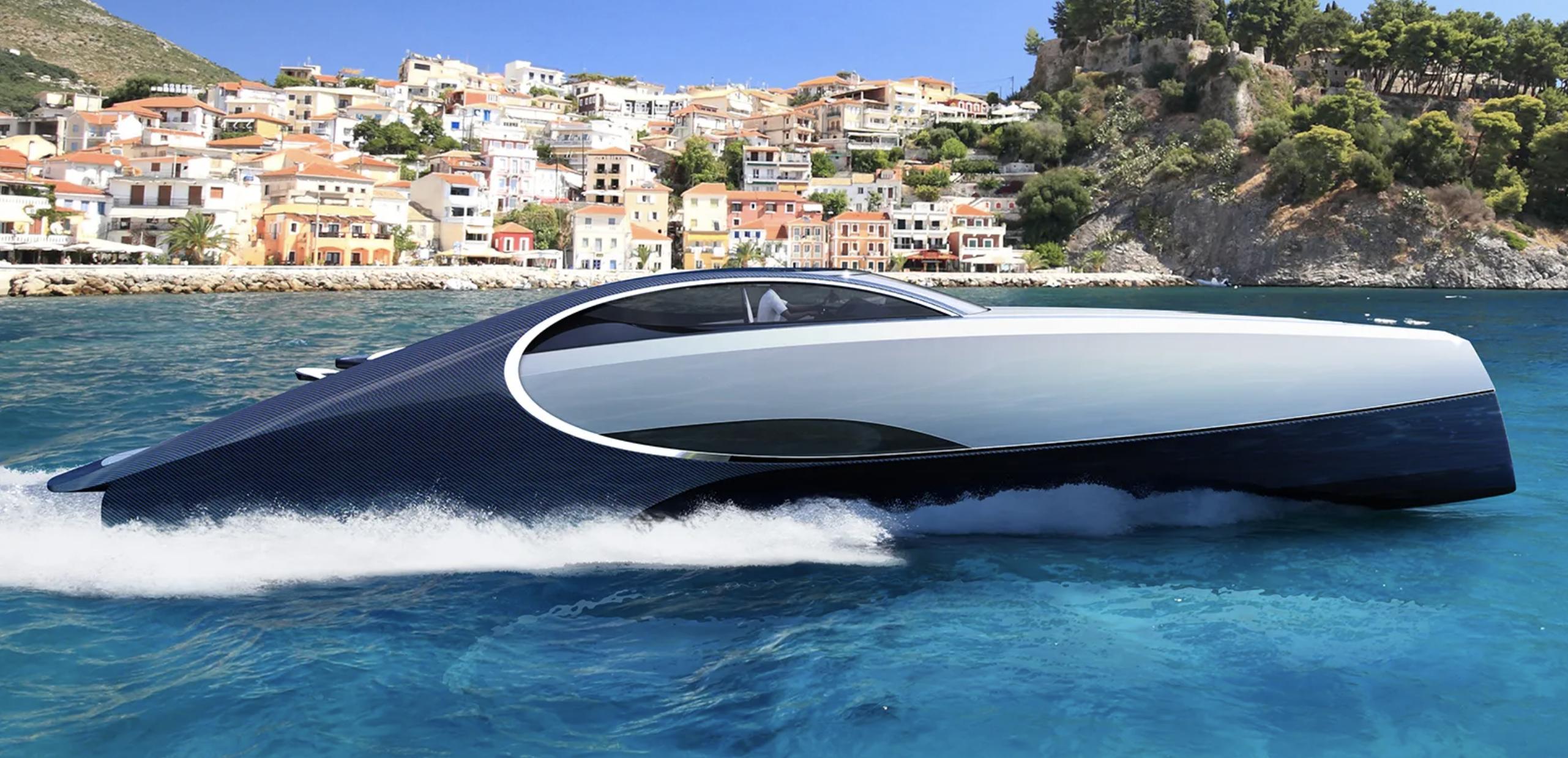 Niniette 66-Bugatti-speed-boat-palmer-johnson-Moncada-Yachts