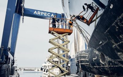 MONCADA YACHTS MEETS ARPECA SHIPYARDS